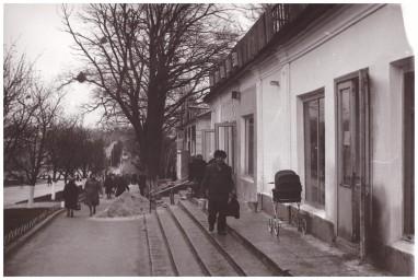 Магазины по ул. Ленина напротив Дома Торговли