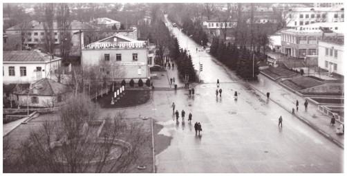 Центр с. Шпаковского